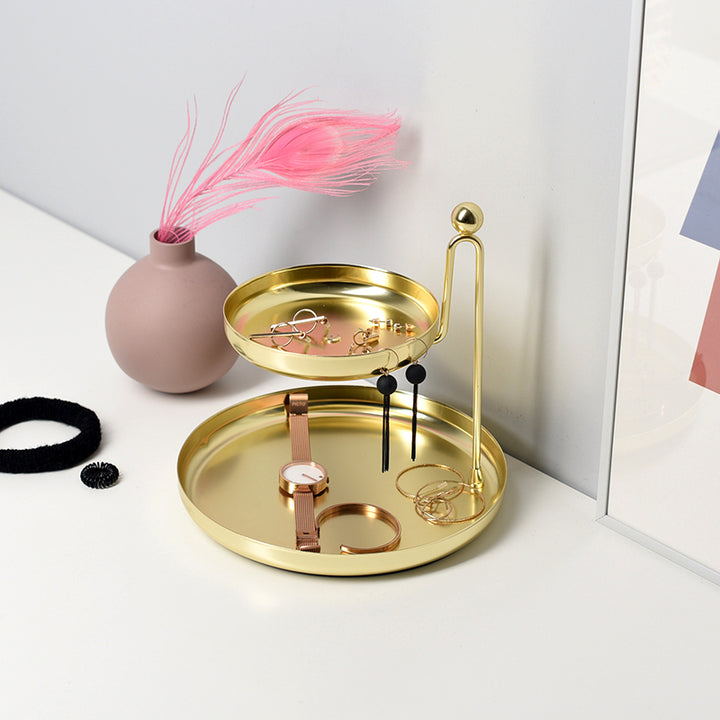 Gold Accessories Stand - Staunton and Henry