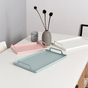 Slimline Modern Pastel Serving Tray - Staunton and Henry