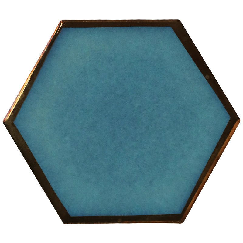 Ceramic Hexagon Drinks Coasters - Set of 4 - Staunton and Henry