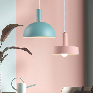 Nordic Pastel Ceiling Lights - Staunton and Henry
