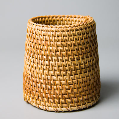 Rattan Utensil Holder - Staunton and Henry
