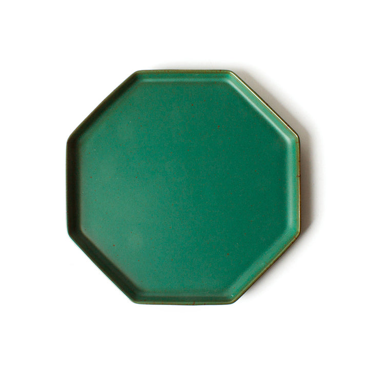 Jade Green Oriental Tea Tray - Staunton and Henry