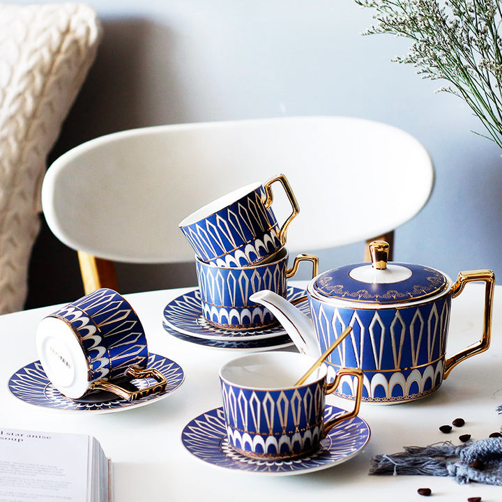 Gatsby Elegant Modern Tea Set - Staunton and Henry