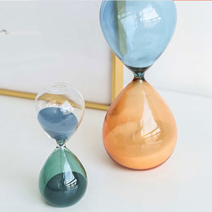 Nordic Colored Hour Glass - Staunton and Henry
