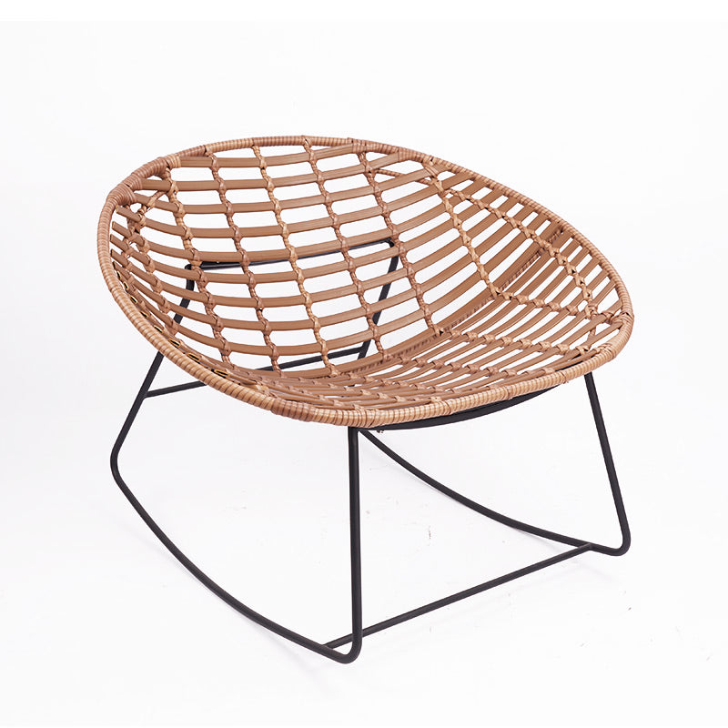 Nordic Rattan Rocking Chair - Staunton and Henry