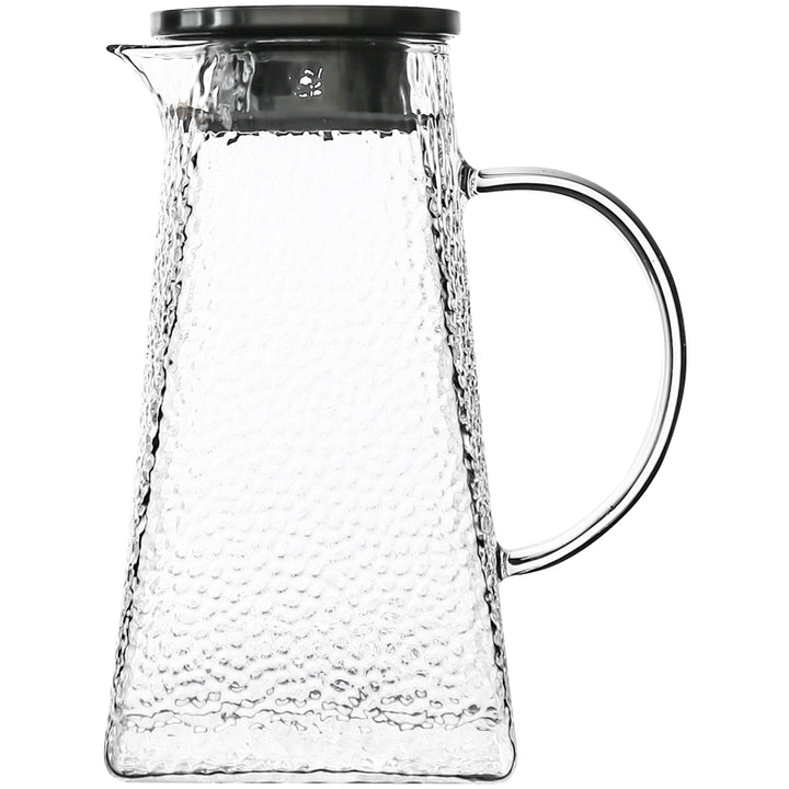 Miyake Dimpled Glass Water Jug - Staunton and Henry