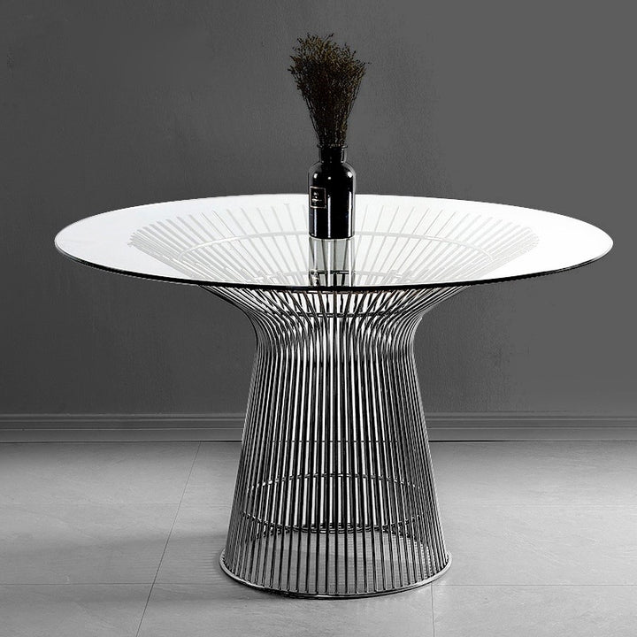 Replica Platner Dining Table - Staunton and Henry