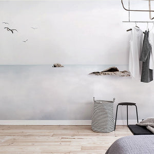 Misty Isle Wall Mural