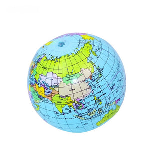 Inflatable World Globe Ball