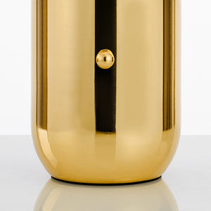 Modern Gold Table Lamp - Staunton and Henry