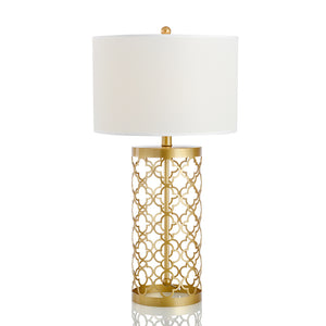 Elegant Gold Table Lamp - Staunton and Henry