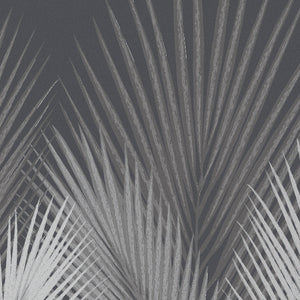Grey Palm Wallpaper