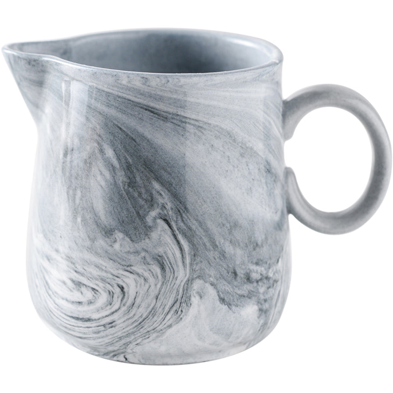 Grey Marble Milk Jug - Staunton and Henry