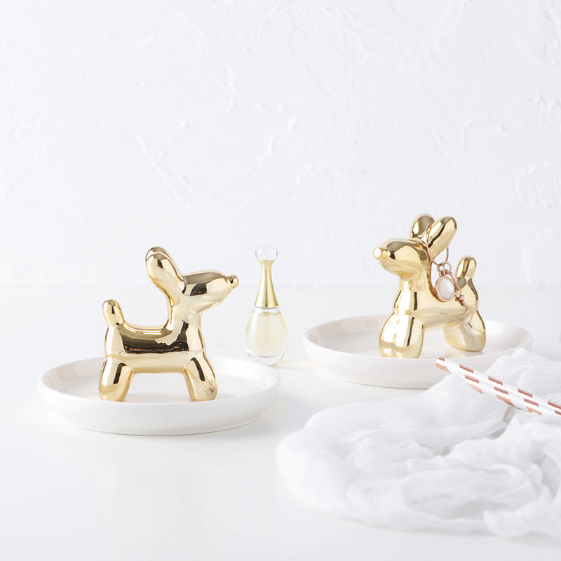 Balloon Dog Jewellery Dish - Staunton and Henry