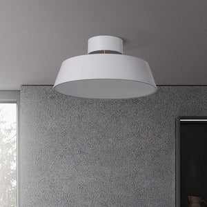 Futura Modern White Ceiling Light - Staunton and Henry