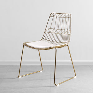 Replica Lucy Wire Side Chair - Staunton and Henry