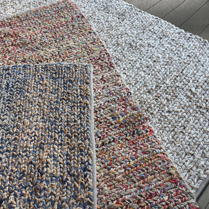 Olsen Hemp and Wool Rug - Staunton and Henry