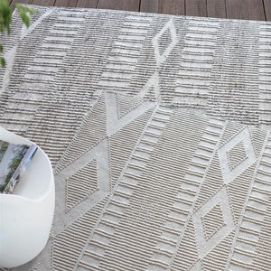 Pickwick Off White Nordic Rug - Staunton and Henry