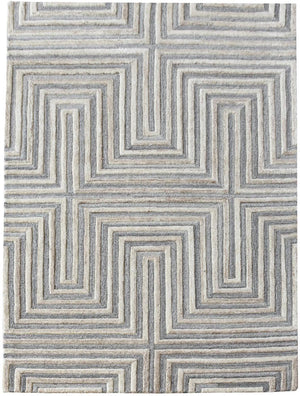 Agera Beige and Ivory Rug - Staunton and Henry