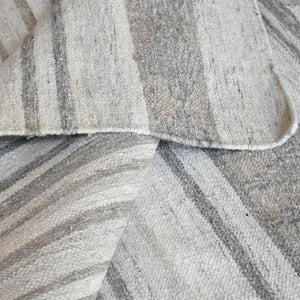 Teschi Beige and Cream Woven Rug - Staunton and Henry
