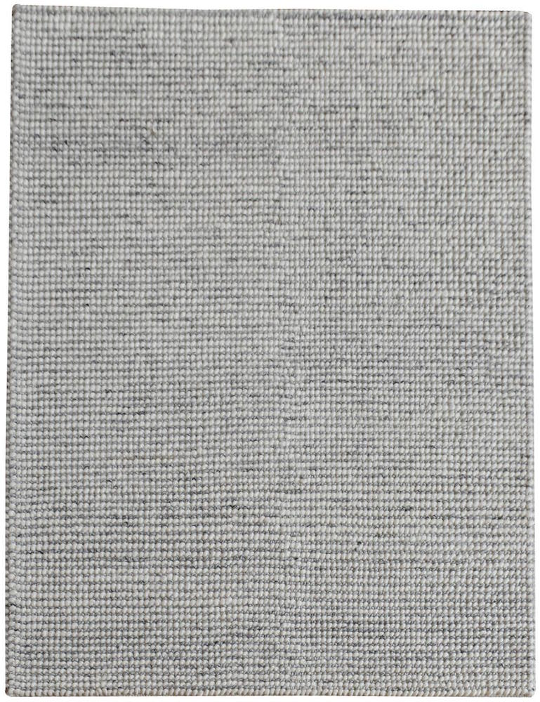 Polska Chunky Weave Off White Rug - Staunton and Henry