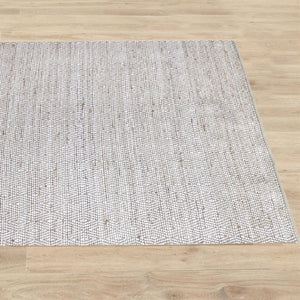 Allam Hemp and Cotton Rug - Staunton and Henry