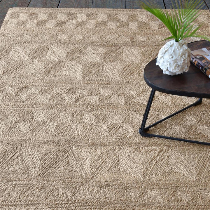 Ayoj Hemp Area Rug - Staunton and Henry