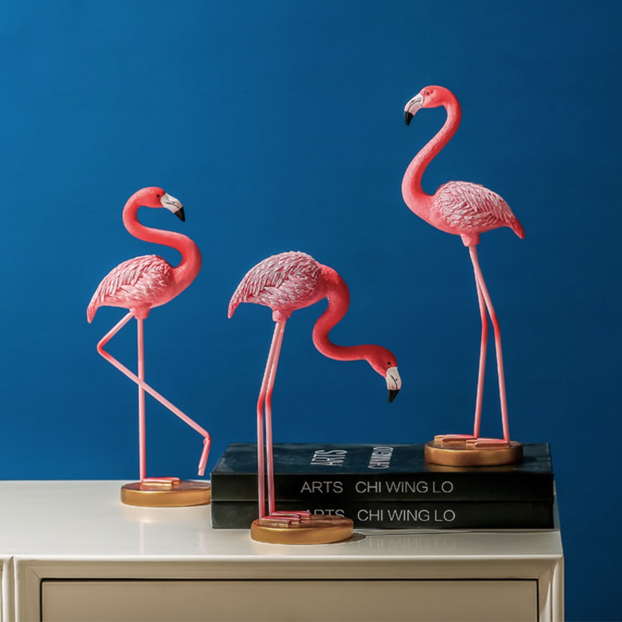 Pink Flamingo Ornament - Staunton and Henry
