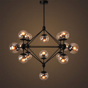 Jason Miller Modo Diamond Style Chandalier - Staunton and Henry