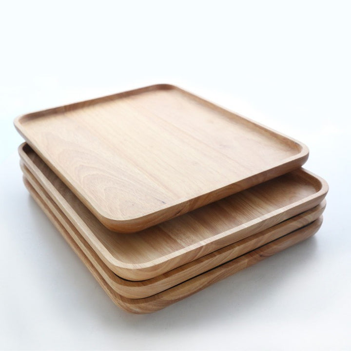 Natural Wood Tray - Staunton and Henry