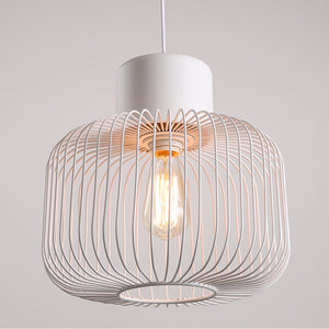 Modern Cage Pendant Light