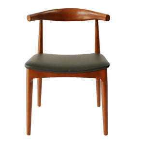 Wegner Elbow Style Chair - Walnut