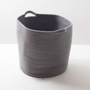 Thick Cotton Thread Storage Basket