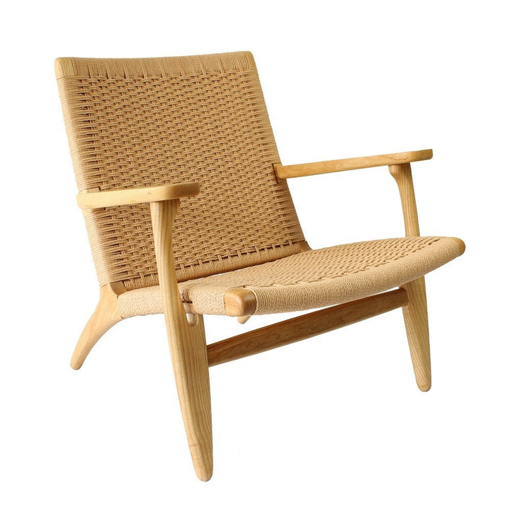 Replica Wegner CH25 Easy Chair - Staunton and Henry
