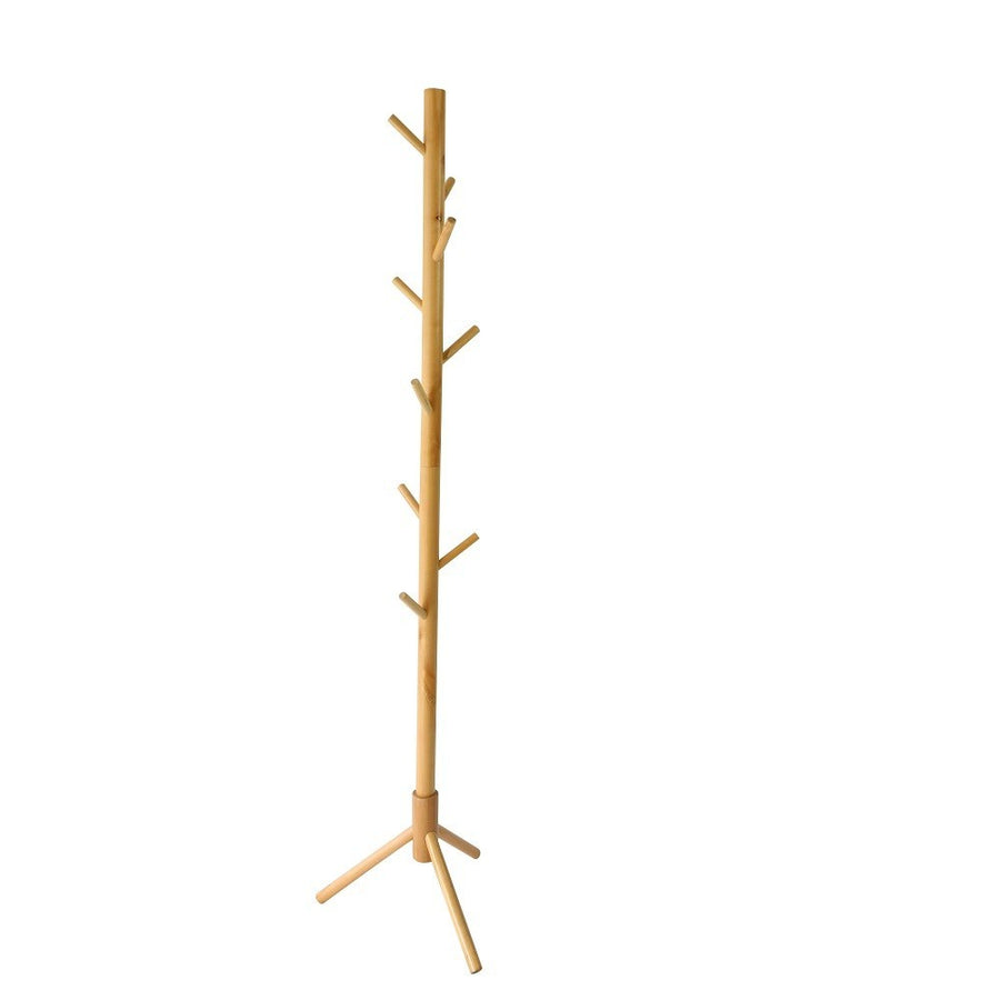Modern Solid Wood Coat Rack - Staunton and Henry