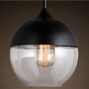 Modern Glass Pendant Lights