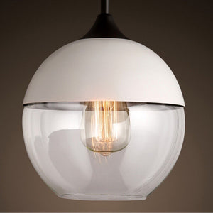 Modern Glass Pendant Lights - Staunton and Henry
