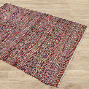 Haras Multicolored Area Rug