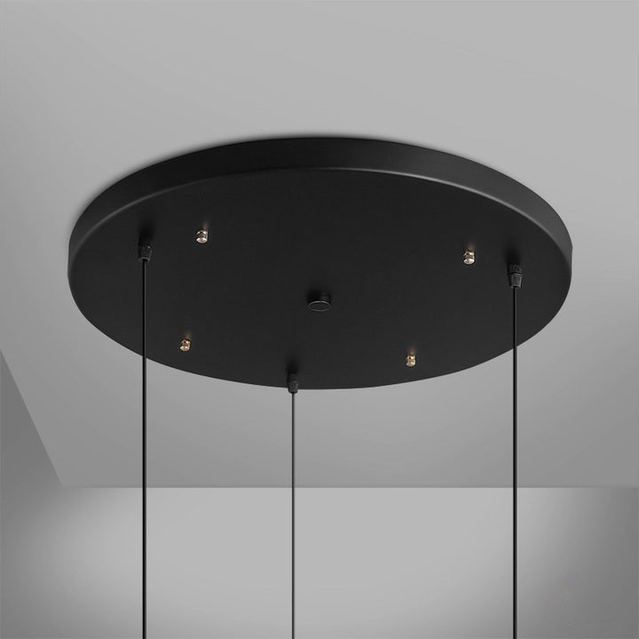 Black Multi Ceiling Light Mount Cover - Staunton and Henry