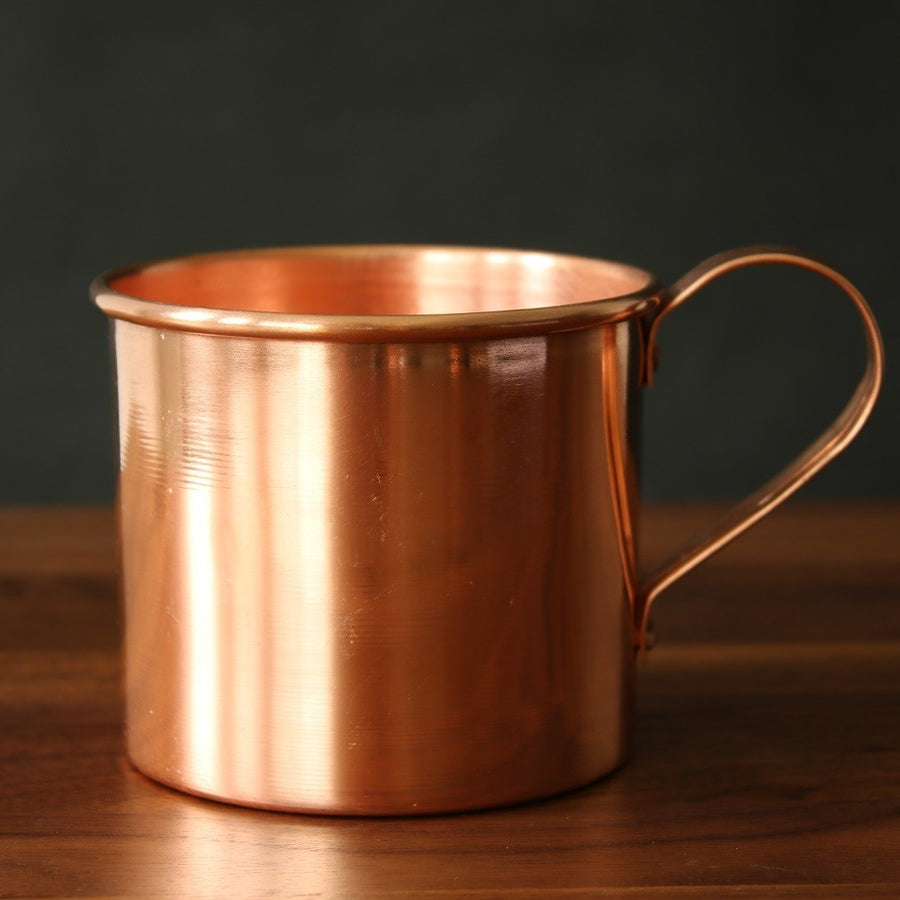 Hand Made Copper Mug - Staunton and Henry