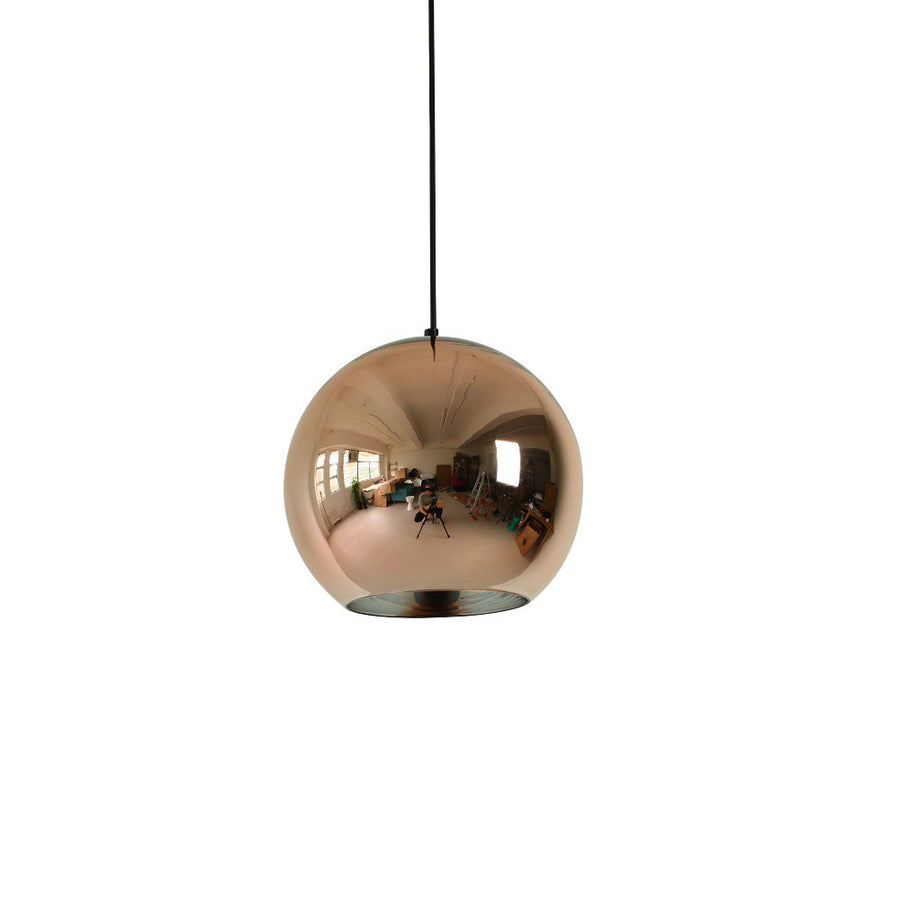 Replica Copper Shade Pendant Light - Staunton and Henry