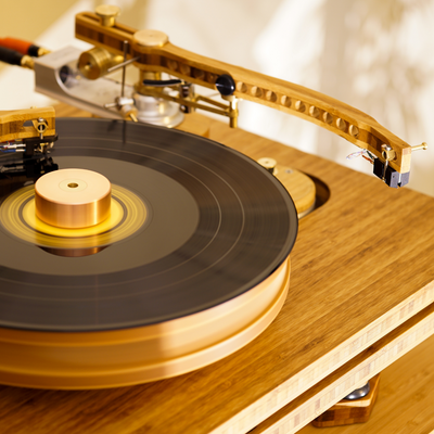 Browse our Bamboo Turntables