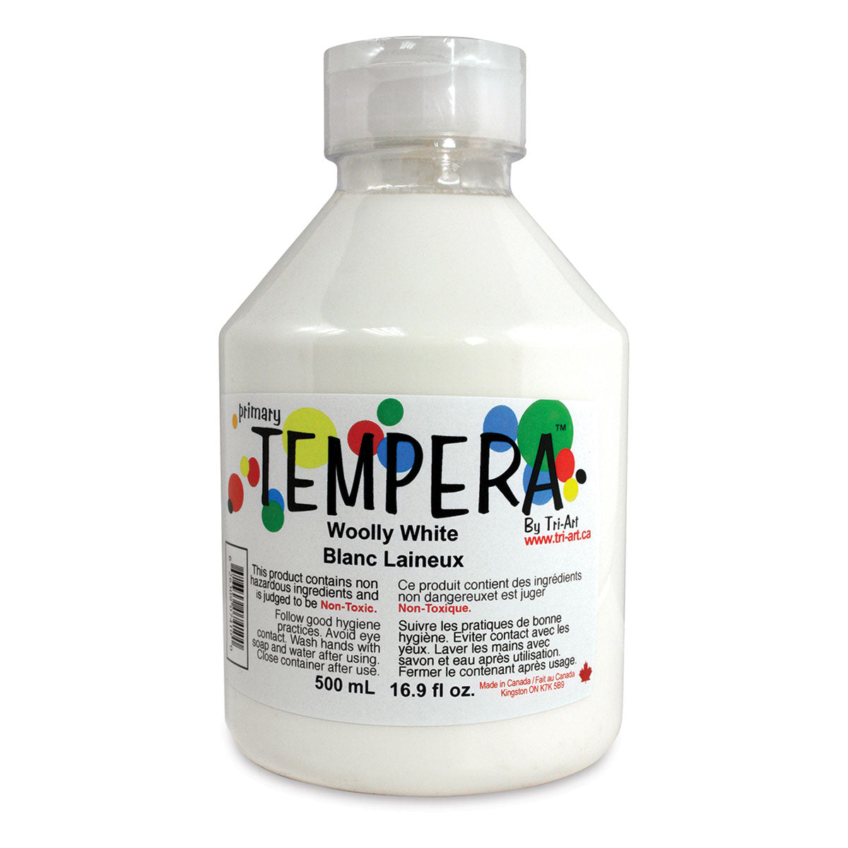 Primary Liquid Tempera - Woolly White (4457758228567)