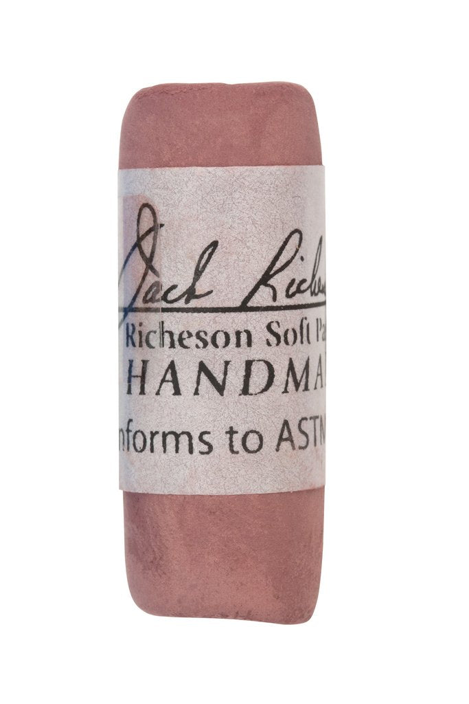 Jack Richeson - Medium Semi-Soft Round Pastel - Earth Tones