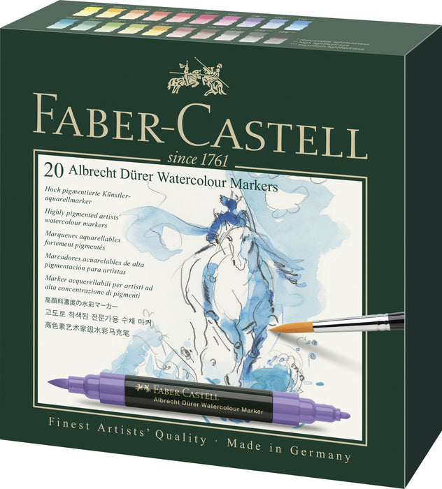Faber-Castell - Watercolour Marker Set (4438860103767)