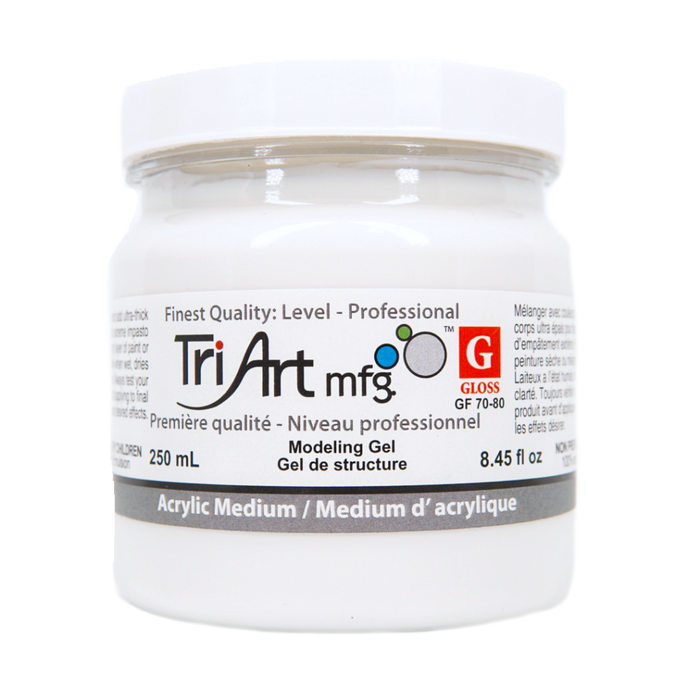 Tri-Art Mediums - Modeling Gel Gloss (4438797680727)