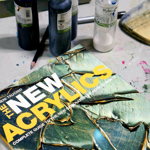 New Acrylics Book (4508842557527)