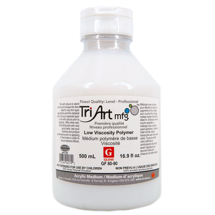 Tri-Art Mediums - Low Viscosity Polymer (4438797647959)