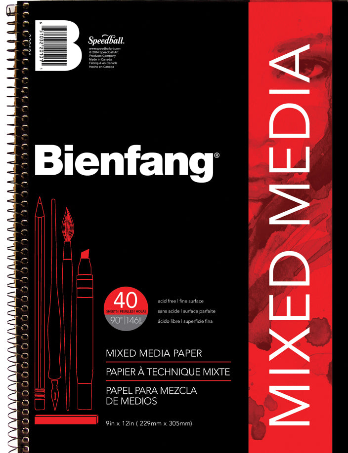 Bienfang - Mixed Media Pad (4444809560151)