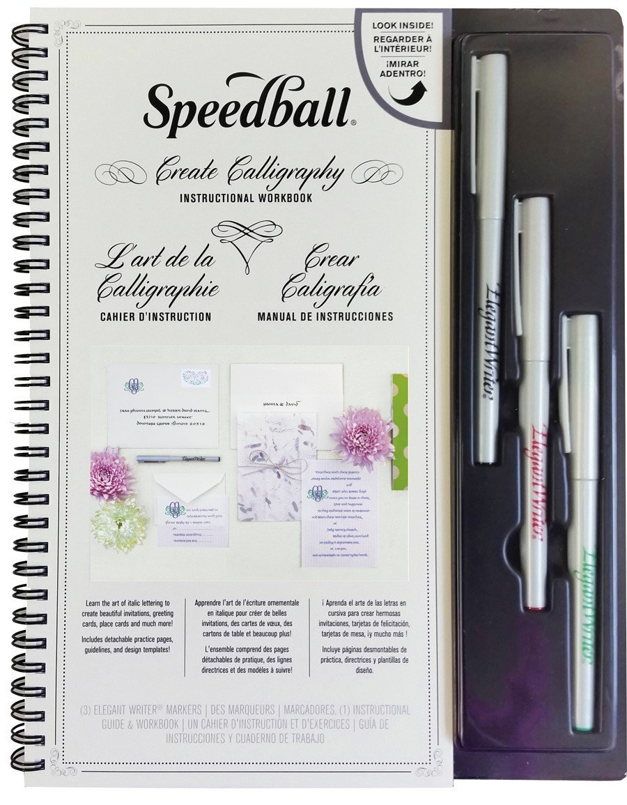Speedball - Lettershop™ Calligraphy Kit (4548320264279)